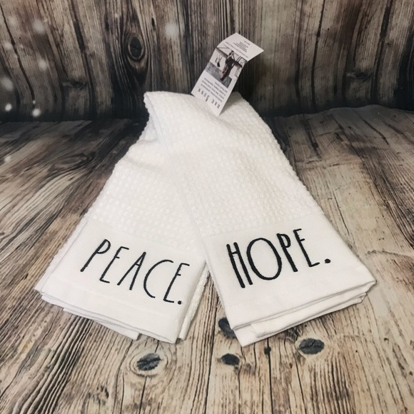 Rae Dunn Kitchen - Hand Towels
